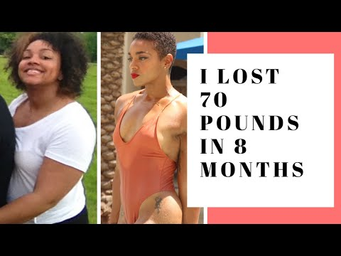 I Lost 70 Pounds in 8 months | Weight Loss Story