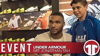 UNDER ARMOUR EVENT FEAT JONATHAN TAH