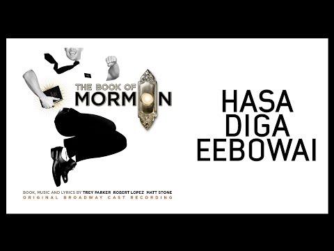 Hasa Diga Eebowai — Book of Mormon (Lyric Video) [OBC]