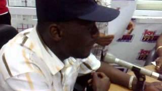 lord kenya reads joy news at 10am on joy fms topsy turvy mp4