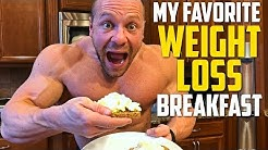 My Favorite Weight Loss Breakfast | Tiger Fitness