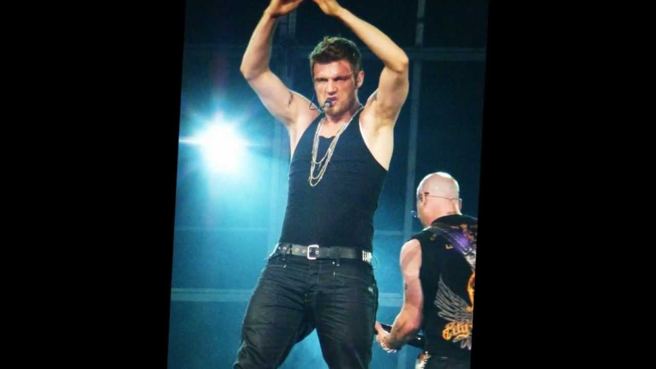 Opinion Nick carter sexy cover well you!