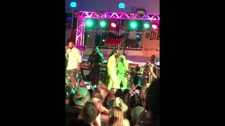 Shaggy and damian Marley brand new song on welcome to jamrock reggaecruise 2014