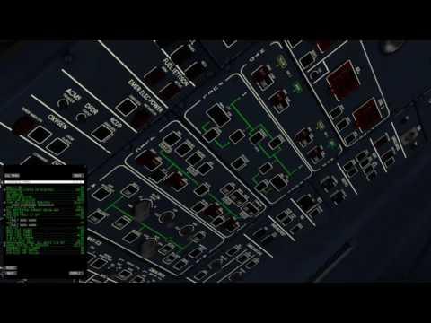 FlightFactor A350XWB Brussels-London(Gatwick)