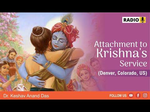 Attachment to Krishna's Service (Denver, Colorado, US)