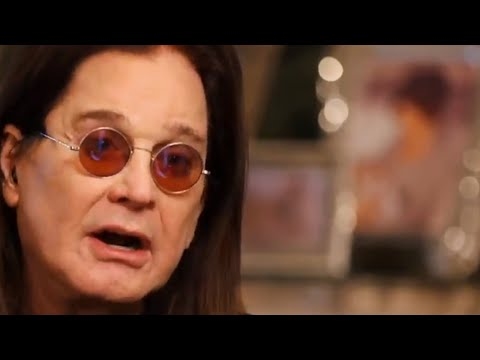 """Ozzy Osbourne Gets Emotional Talking About Not Performing: """"That's Not An Option"""""""