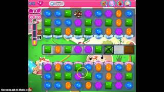 Cheat Tips For Candy Crush Saga - Level 77 - Simple Strategy