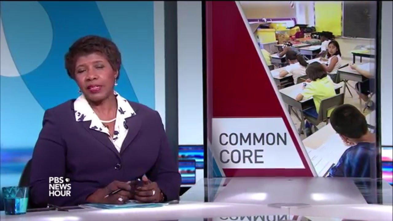 First round of test results say about common core progress youtube
