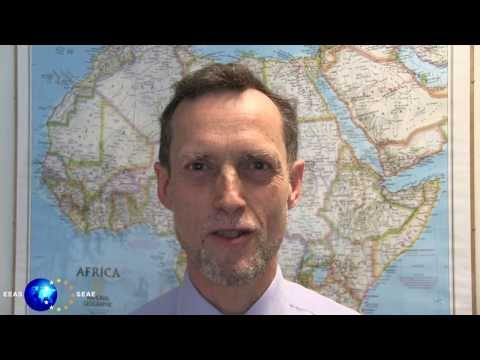 EU-Africa Summit Live Twitter Chat with Nick Westcott