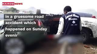 Arusha   Namanga racing car accident