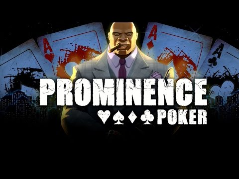 Prominence Poker - Game Play (First Stream)