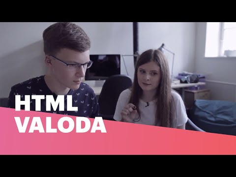 Mana Pirmā Mājaslapa   #3 HTML Valoda