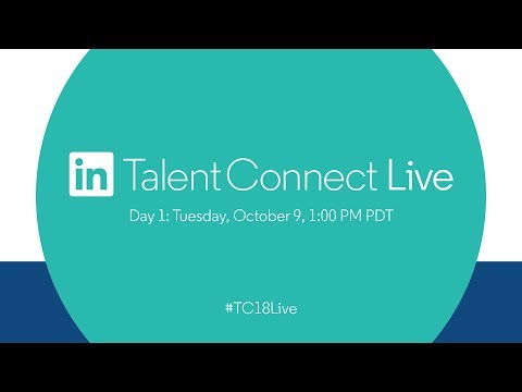 Talent Connect Live: Day 1
