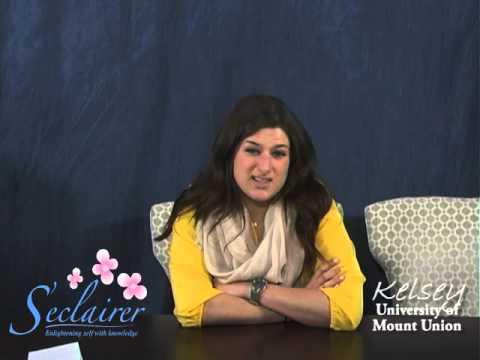 Meet Kelsey - University of Mount Union