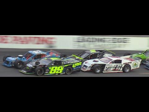 Sunset Speedway, OSCAAR Modifieds, September 22, 2019