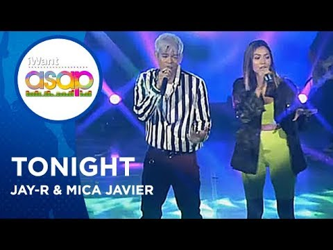Jay R & Mica Javier - Tonight | iWant ASAP Highlights