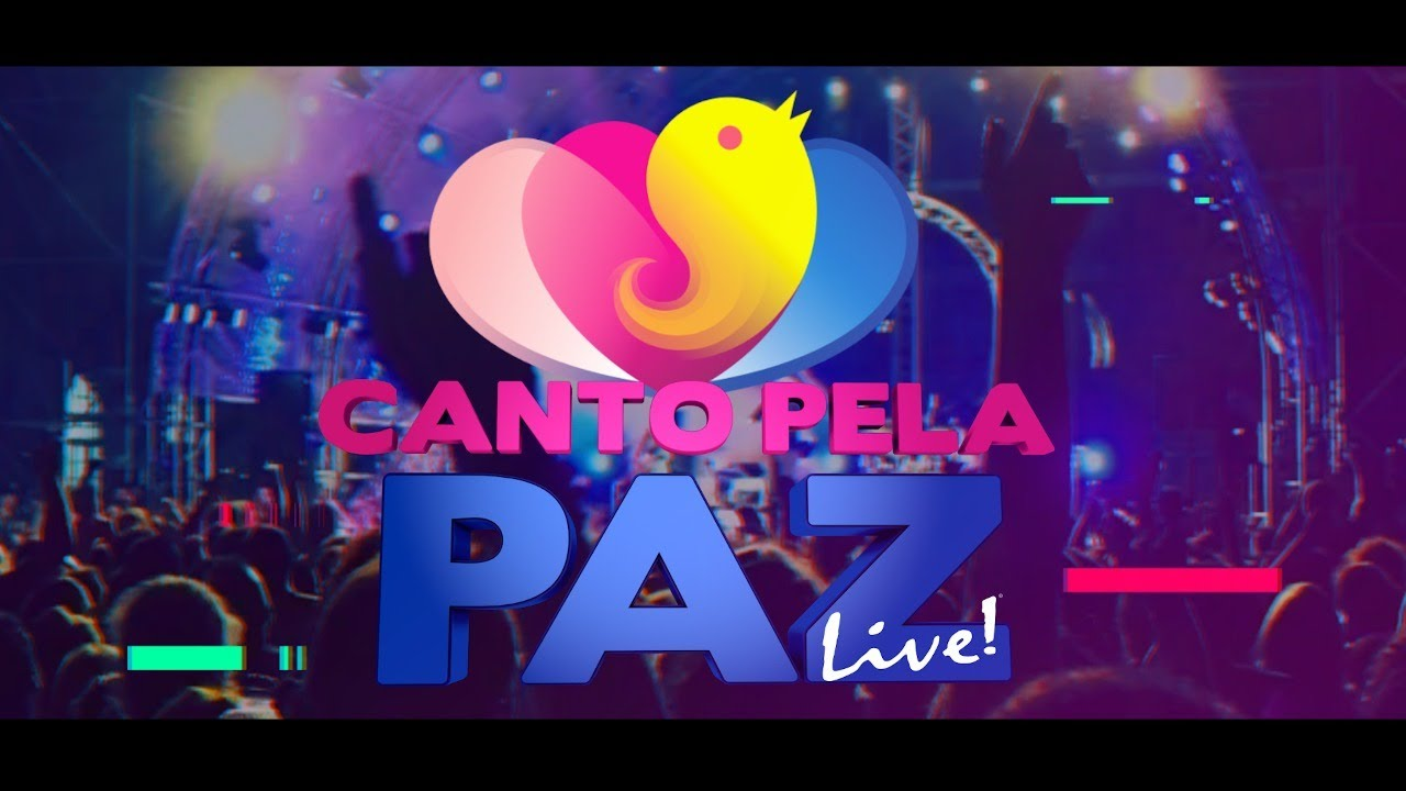 CANTO PELA PAZ: A MAIOR LIVE GOSPEL DO MUNDO (1º DIA)