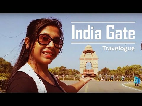 India Gate, Rajpath, Rashtrapati Bhawan | Delhi Travel Diaries |
