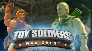 toy soldiers war chest ps4 gameplay