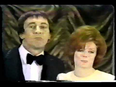 Maggie Smith & The Lunts 1970 Tony Awards