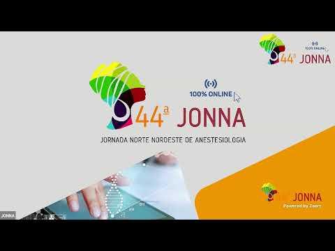 JONNA 2021 - Solenidade de Abertura