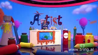 Artisti Tak Fak - Sezoni 5// Episodi 17-Punimi I alienit me materiale te riciklueshme