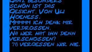 ~Bayern hat verloren~ [Song+Lyrics]