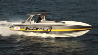 CIGARETTE AMG 41 GTS  2200 HP