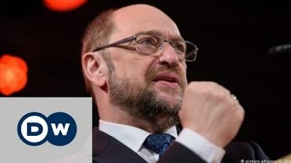 """Germany's election campaign – The """"Schulz Effect"""""""