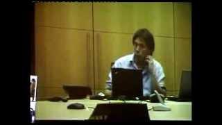 La fin du e-learning (VISIOCONFERENCE) - Pierre Dillenbourg (Forum TIC 2009)