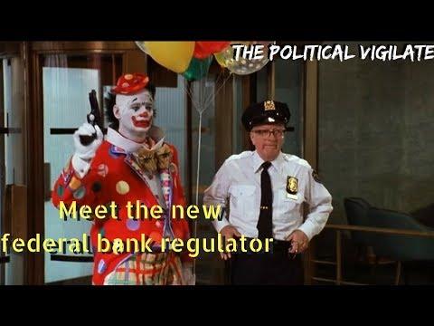 Corporate Lawyer Has Illegal Bank Regulator Job — The Political Vigilante