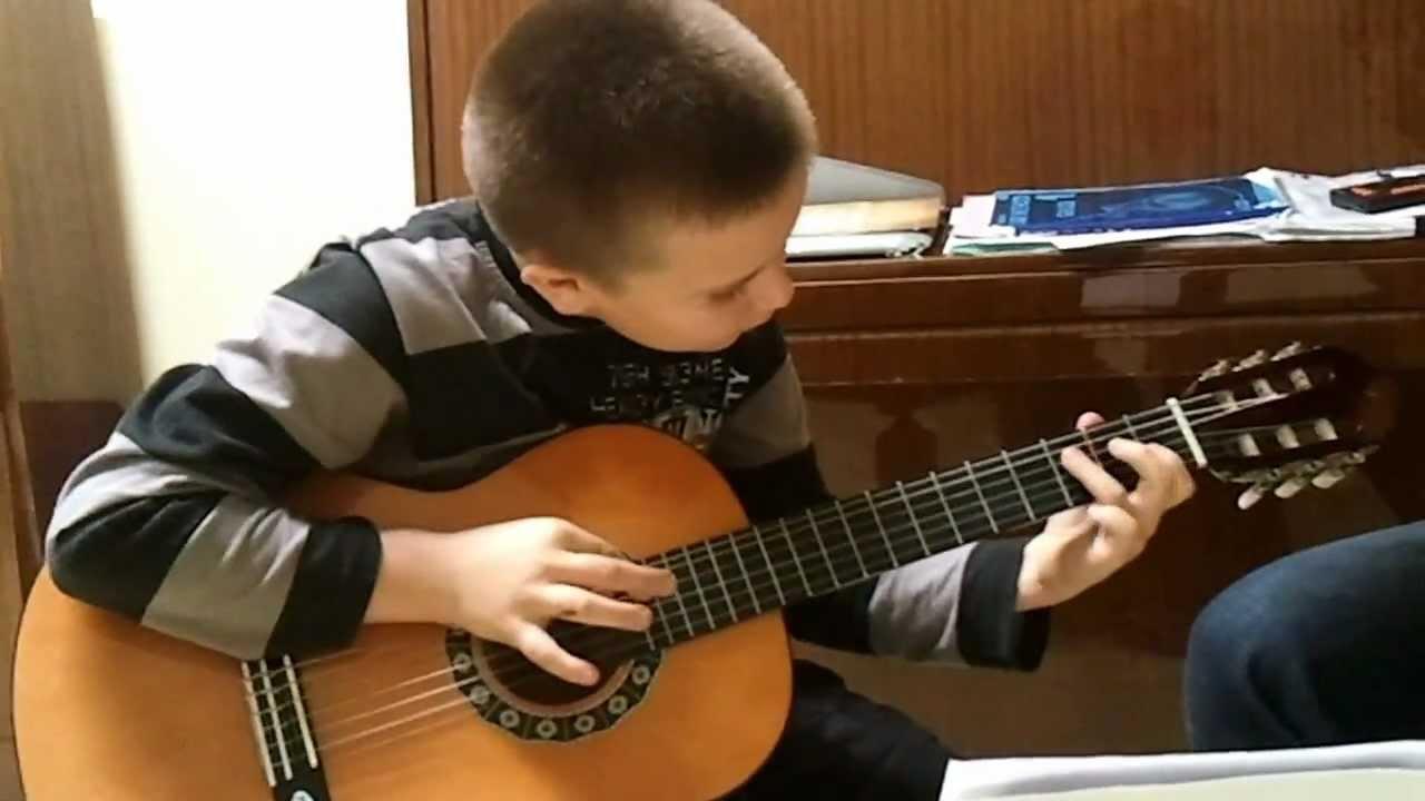 Ako sa hra na gitare 3 - Akordy pre zaiatonkov - cvienie