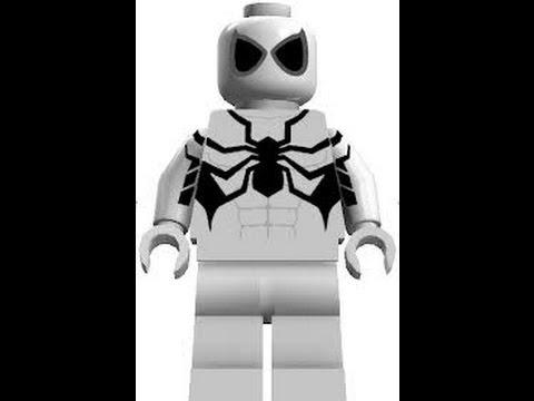 Lego Spider Man Future Foundation - YouTube