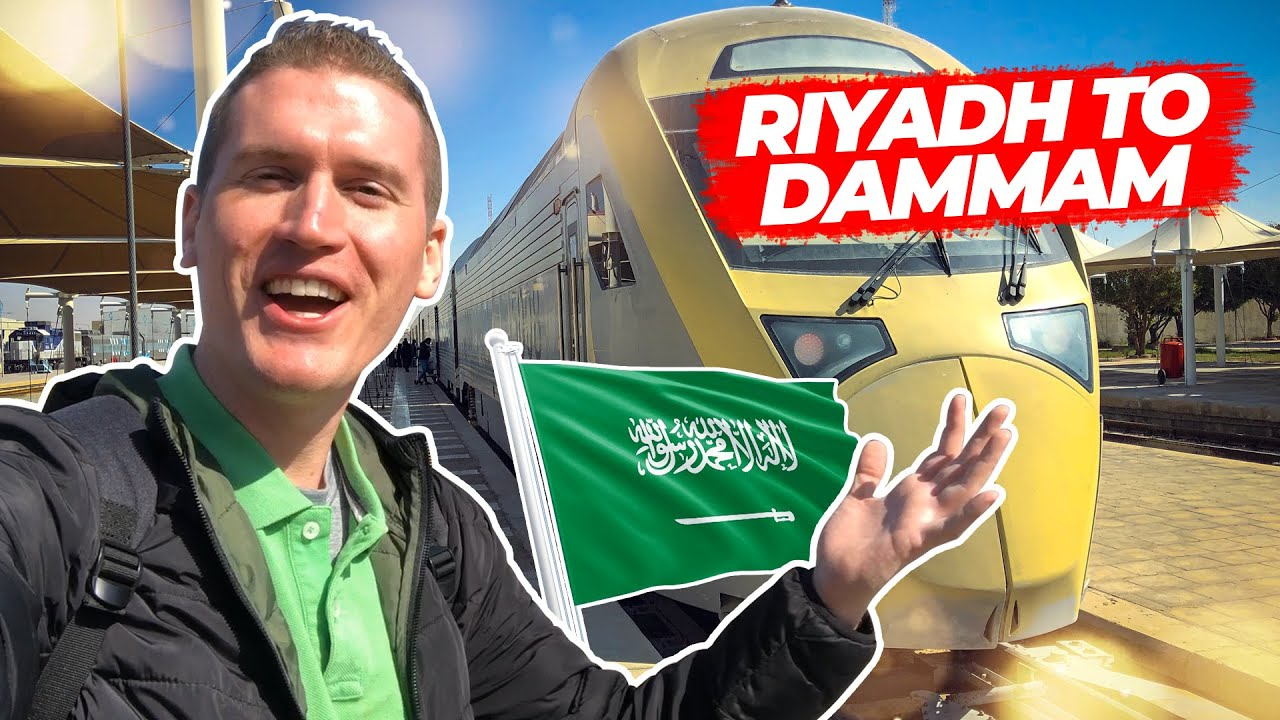 Download First impressions from train through Saudi Arabia