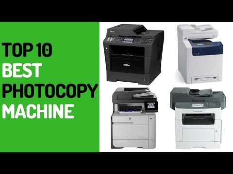 ✅Top 10 Best Small Business Photocopy Machine