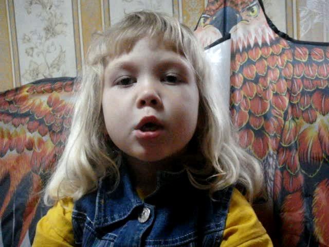 Изображение предпросмотра прочтения – ДианаЖаббарова читает отрывок изпроизведения «Крестьянские дети» Н.А.Некрасова