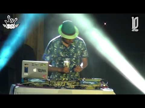Tatsumi DJ en Atlixcandalo Music Fest