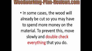Woodworking Plans | Top 10 Woodworking Tips For Beginners