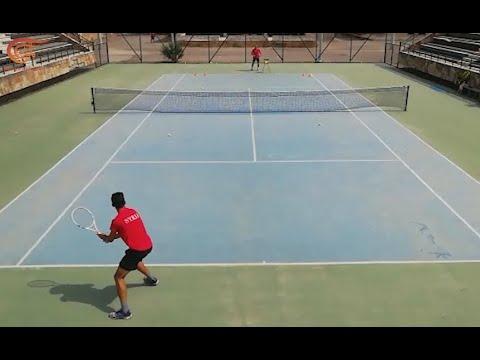 التنس في سوريا: عائلة المخزومي تجني ثمار اجتهادها