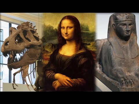 Top 10 Museums That Do Deserve Your Attention