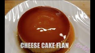 CHEESECAKE FLAN | LECHE FLAN