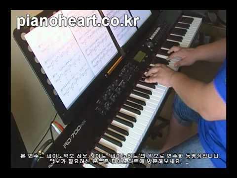 Andre Gagnon - Comme Au Premier Jour piano cover