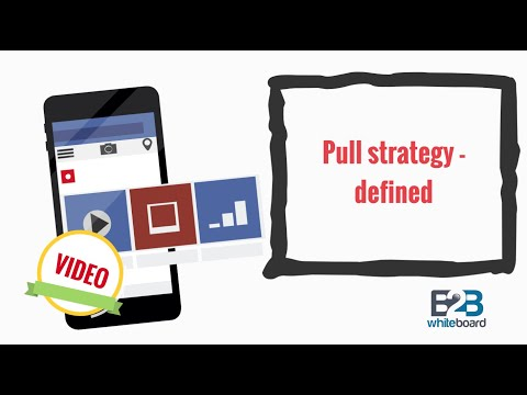 Pull strategy - defined