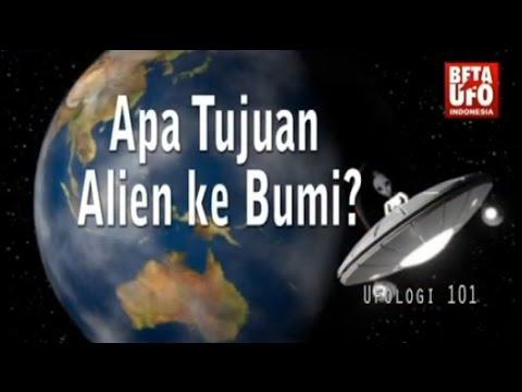 Ufologi 101: Tujuan Alien ke Bumi Mp3