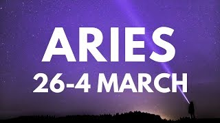 Aries Decisions, Back On Top! 26 February-4 March 2018 Weekly Tarot Reading