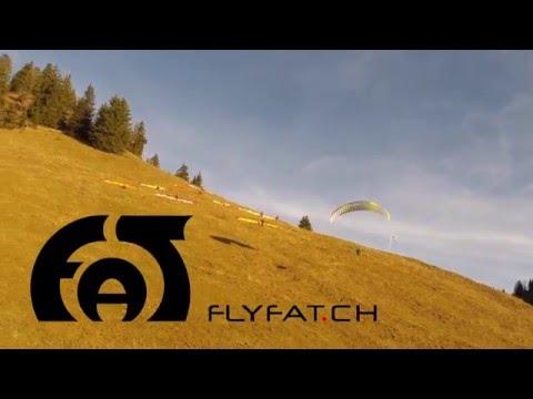 Flyfat, Switzerland's new paraglider brand
