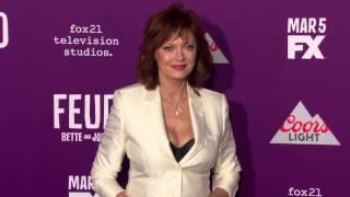 FEUD: Bette and Joan Premiere - Susan Sarandon, Jessica Lange, Catherine Zeta-Jones