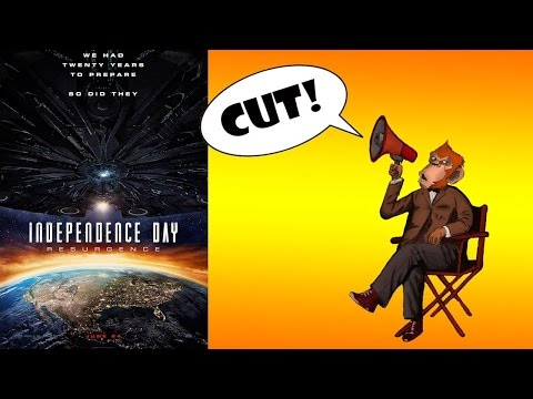 CUT! Independence day 2, The Darkness, The Purge Election Year