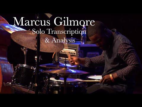 Marcus Gilmore Solo (Transcription \u0026 Analysis)