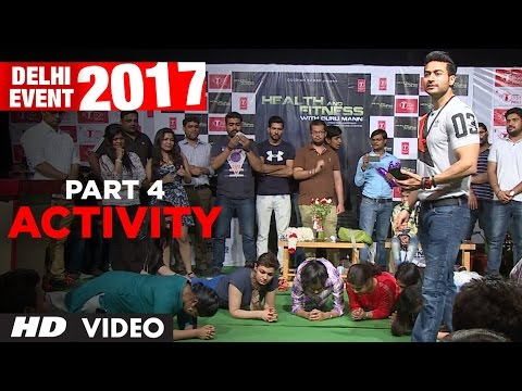 Activity Session - Delhi Event 2017 PART-4 | Meet And Greet with Guru Mann
